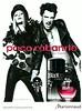 PACO RABANNE Black XS L'Excès 2012 Spain (Marionnaud stores) 'The new fragrance - Disponible en nuestras perfumerías'<br /> MODELS: Sasha Pivovarova (Russia), Nick Rea (UK), PHOTO: Josh Olins