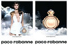 PACO RABANNE Olympéa 2016 Spain (recto-verso with scent sticker) 'The new fragrance for her'