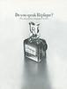RAPHAEL Réplique 1968 US 'Do you speak Réplique? (The perfume with a language of its own)'