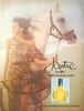 REVLON Jontue 1979 Canada 'Sensuelle - mais encore un peu candide - Une merveilleuse fragrance de Revlon'
