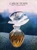 NINA RICCI L'Air du Temps 1970 France 'Parfum romantique de Nina Ricci'