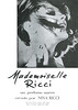 NINA RICCI Mademoiselle Ricci 1966 Spain (format 13 x 18,5 cm) 'Un perfume nuevo creado pr Nina Ricci'
