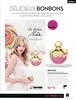 NINA RICCI Les Delíces de Nina 2014 Belgium (Ici Paris XL stores) 'Délicieux bonbons'