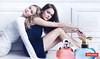 RICCI Nina & Luna 2016 Belgium (Planet Parfum stores) half page 'Nouveau'