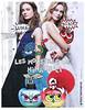 NINA RICCI Les Monstres de Nina Ricci (Nina & Luna Blossom) 2017 Russia (format 16,5 x 22 cm) 'The new fragrances - #FREETHEMONSTER'