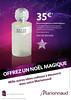 Eau de ROCHAS 2011 France (Marionnaud stores) 'Offrez un Noël magique - Mille autres idées cadeau à découvrir dans votre Marionnaud'