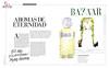 Eau de ROCHAS 2017 Spain spread (Harper's Bazaar para Rochas) 'Aromas de eternidad'