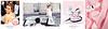 Mademoiselle ROCHAS 2017 France (dépliant 4 pages) 'Le nouveau parfum'