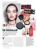 YVES ROCHER  Diverse 2016 Spain (advertorial Marie Claire) 'El arte de regalar'