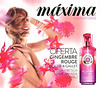 ROGER & GALLET Gingembre Rouge 2014 Portugal (Máxima magazine cover) 'Oferta - Agua Fresca Perfumada (200 ml)'