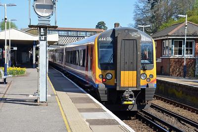 Class 444