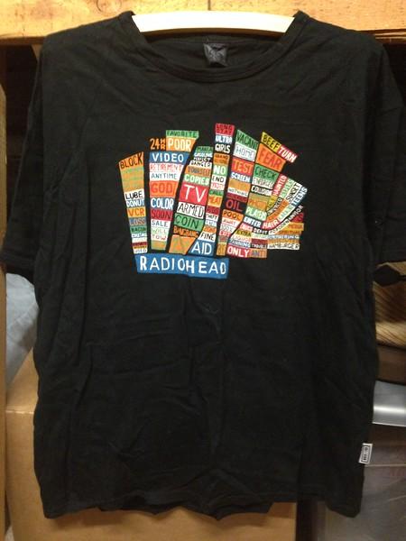 Radiohead, 2003.