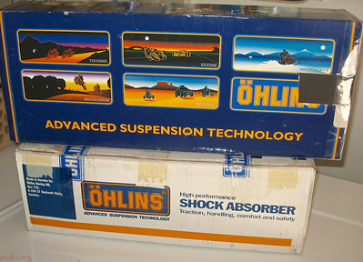 Ohlins for sale (sold)