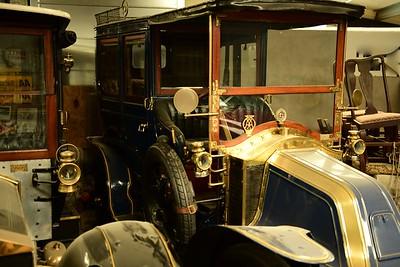 R1252 1911 Hooper Silver Ghost