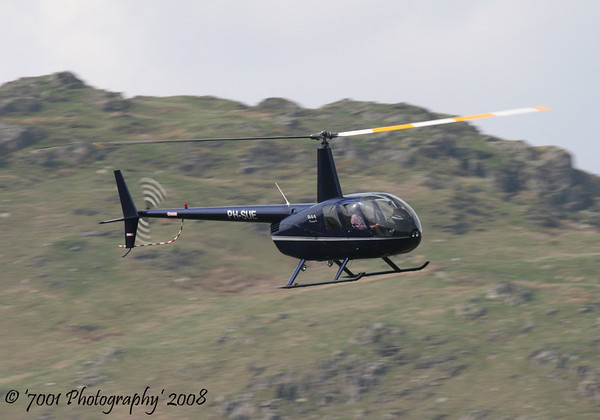 PH-SUE R-44 - 20th May 2008.