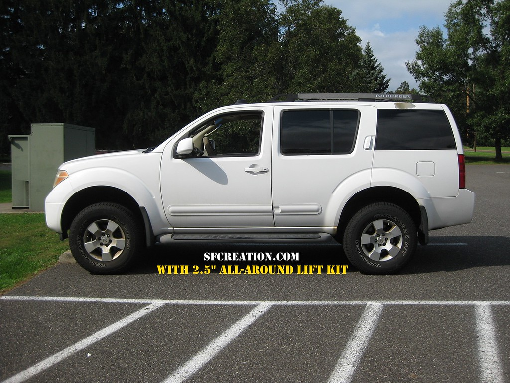 free lift kit for your r51 sfcreation 2005 2012 r51 pathfinders npora forums free lift kit for your r51 sfcreation