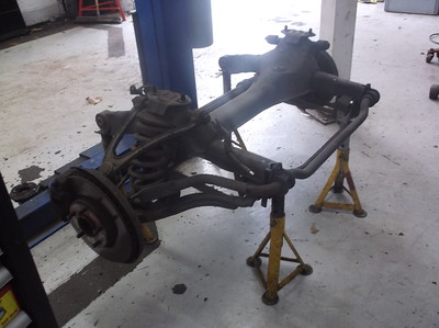 Front subframe