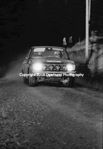 Hillman RAC 1971