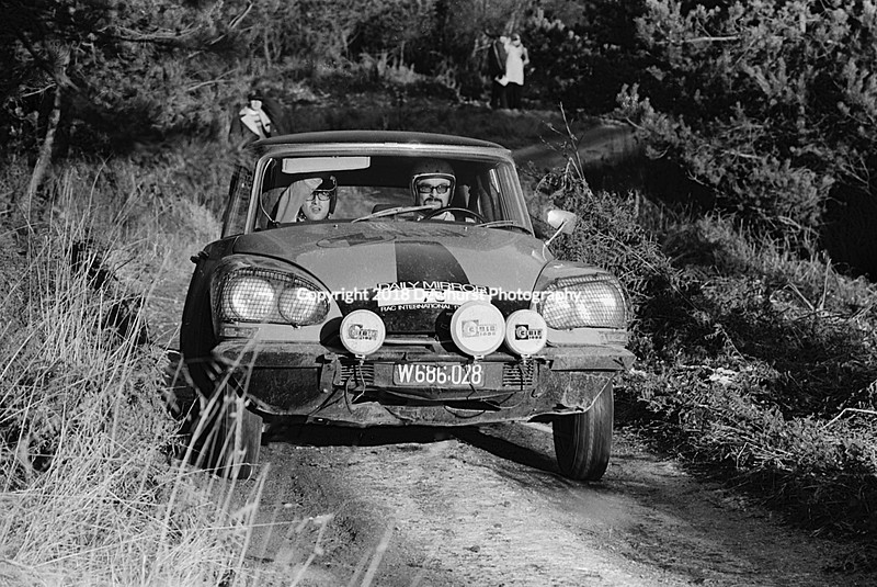 Citroen RAC 1971