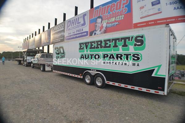 Everett's Auto Parts Night, Saturday July 25th