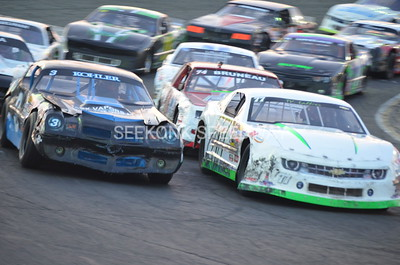 Saturday Night NASCAR w/ Spectator Drags, August 22nd