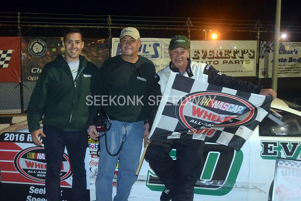 7.9 NASCAR Saturday - Mike Marfeo Jr Race & STAR