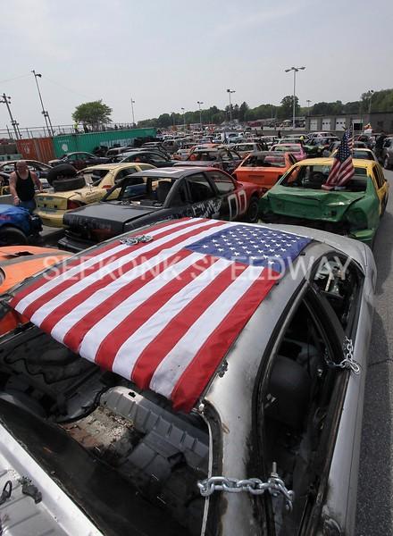 Thrill Shows at Seekonk Speedway