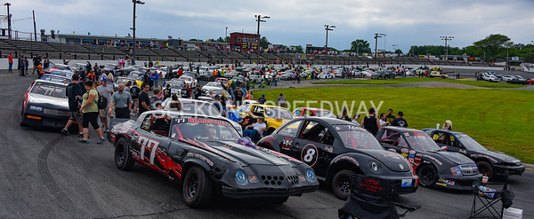 6.17.17 NASCAR Saturday & On Track Pit Party