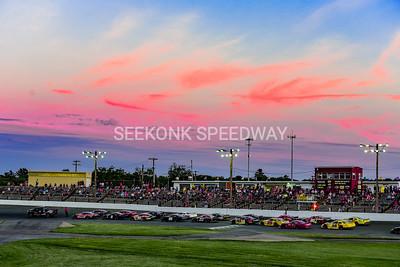 6.24.17 Granite State Pro Stock Series plus NASCAR racing