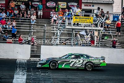 6.30.18 NASCAR Saturday -  WCTK Night at the Races