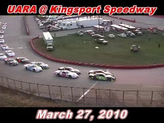 Kingsport Race22 com Video Clip 3-27-2010