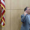 Pictures of my swearing in ceremony to Marin County RACES on March 19, 2016.