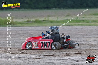 Ohsweken Speedway Karts- July 6th