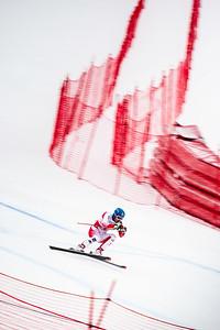 Championnats du Monde Val d'Isère Benjamin Raich