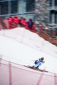 Championnats du Monde Val d'Isère Didier Cuche