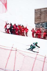 Championnats du Monde Val d'Isère Bode Miller