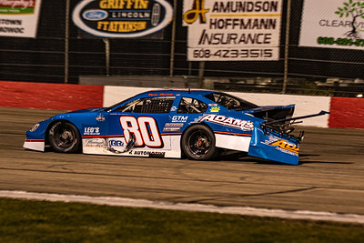 Beale Racing 2021 at TUNDRA Super Late Models WIR