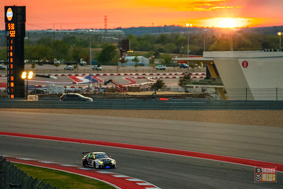 Audi 188 Sunset at T2