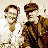 Rory Stone and a Macduff fisherman
