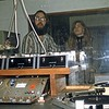 RNI Studio..... Best turntables money could buy...... EMT. The only other time I ever was EMT turntables was in the early 90's....... in a cupboard at Radio Shanghai<br /> <br /> Bob Noakes and Elja Vendenburg RIP