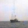 31st August 1974.......... Radio North Sea International shortly before the station closed down