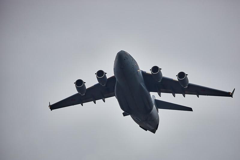 RAF Boeing C-17A Globemaster III A41-213