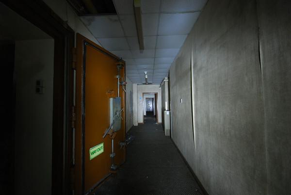 Moving away toward decontamination facility