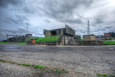 RAF Upper Heyford Avionics Facility 2013.