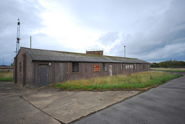 Munitions buildings