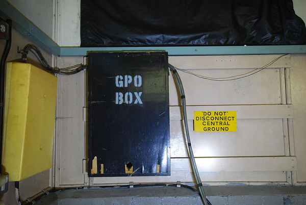 A GPO box by the look of it!