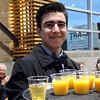 Fresh orange juice anyone?