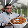Chef brings out home-made cookies each afternoon!