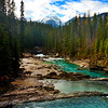 Magnificent views on an Rocky Mountaineer excursion to  Alberta's Yoho National Park.