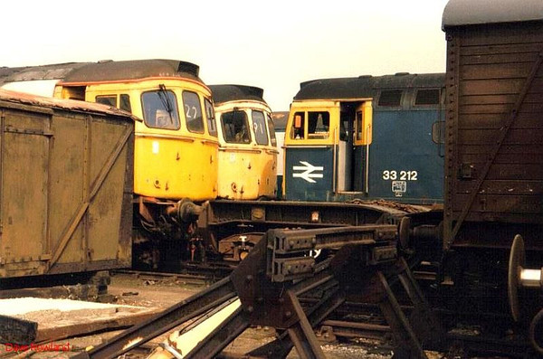 British Railways 1983-2003 (by Area/Location)